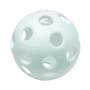 9 IN WH PLASTIC TRAINING BALL